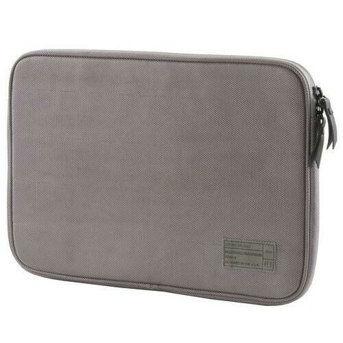 HEX Protective Sleeve Case with Rear Pocket for Microsoft Surface 3 Grey