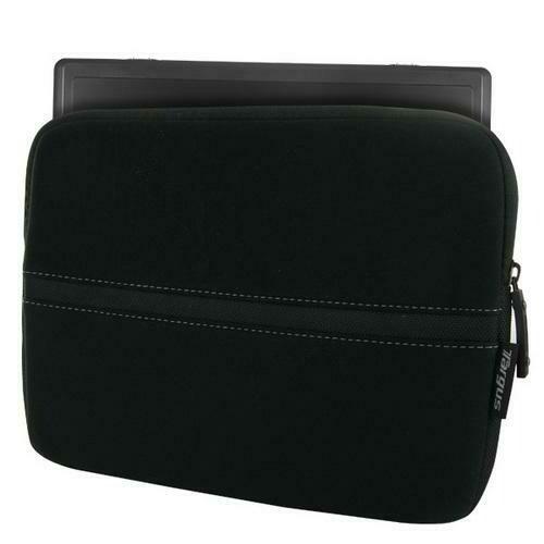 Targus Slipskin Peel Neoprene Case for 10.2 Laptops (Black)