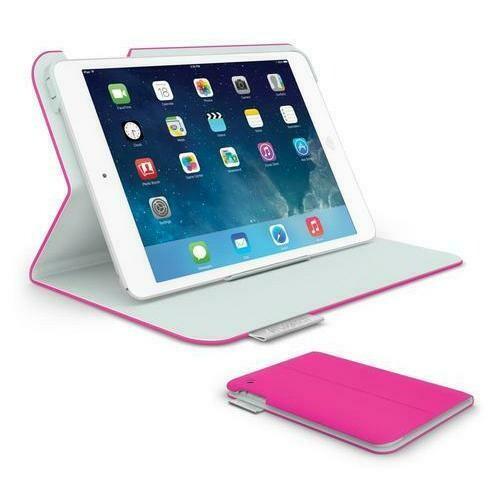 Logitech Folio Protective Case for iPad mini - Fantasy Pink