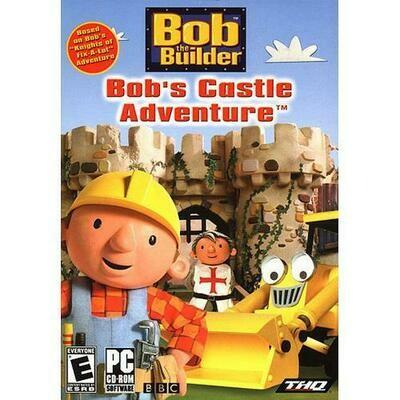 """Bob the Builder: Bob""""s Castle Adventure"""