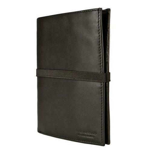 Travelon Hack-Proof Leather RFID Blocking Wallet & Organizer