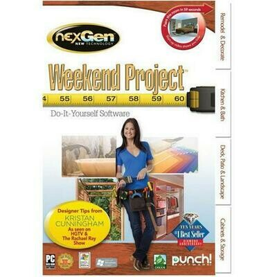 Punch! Weekend Project with Kristan Cunningham with NexGen Technology
