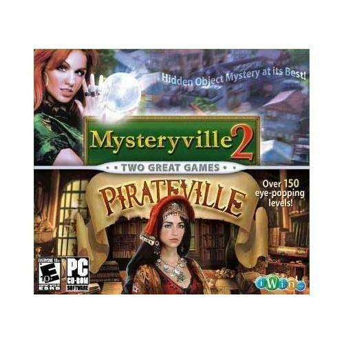 Mysteryville 2 & Pirateville Combo Pack