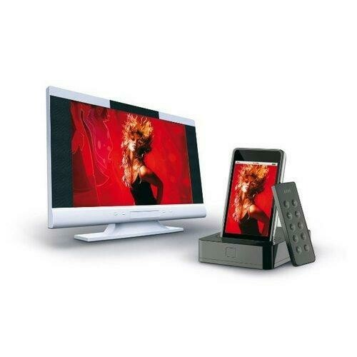 Xitel IMC2 MovieCENTER for iPod w/ USB, RCA. Composite/Component Video Cables