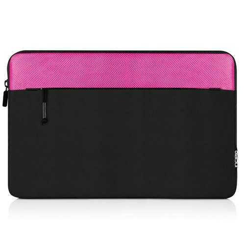 Incipio Nylon Sleeve Case Designed for Microsoft Surface Black/Magenta