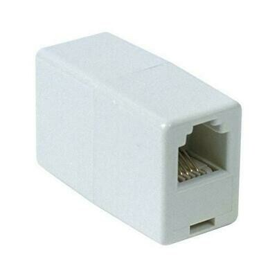 RCA TP8104WFD Telephone In-Line Coupler (White)