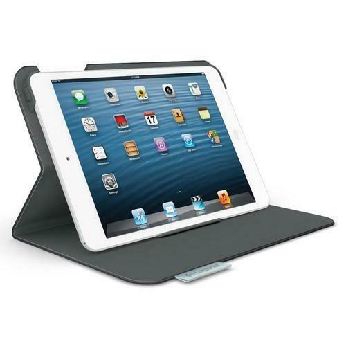 Logicool (Logitech Japan) Folio Protective Case for iPad mini Carbon Black