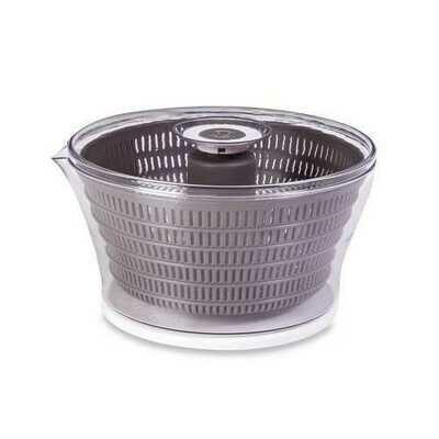 Progressive PL8-1700 4 Quart Easy Press Salad Spinner Mixer Tosser PL8
