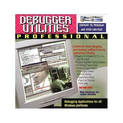 Debugger Utilities Professional for Windows PC
