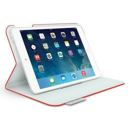 Logitech Folio Protective Case for iPad mini - Mars Red