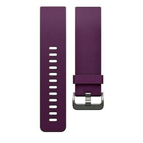 Fitbit Blaze Classic Accessory Band Purple (Large)