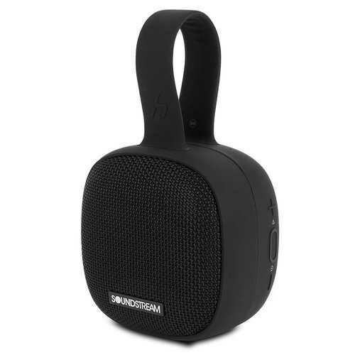 Soundstream h2GO IPX7 Waterproof Portable Wireless Bluetooth Speaker Black Open Box