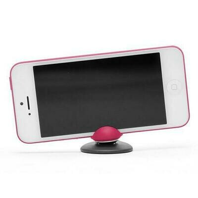 Tiltpod 4-in-1 Camera Tripod Phone Case Keychain Stand for iPhone 5 Pink