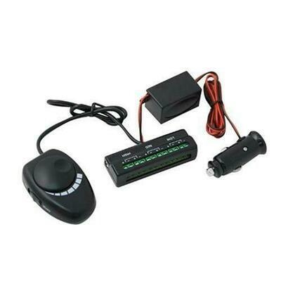 Pilot Automotive CZ-3050 LED Music Studio