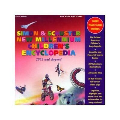 "New Millennium Children""s Encyclopedia 2002 and Beyond"