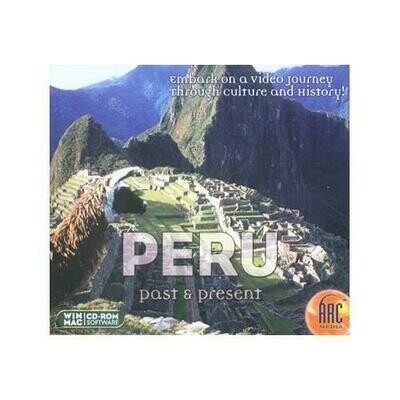 Peru Past & Present for Windows and Mac