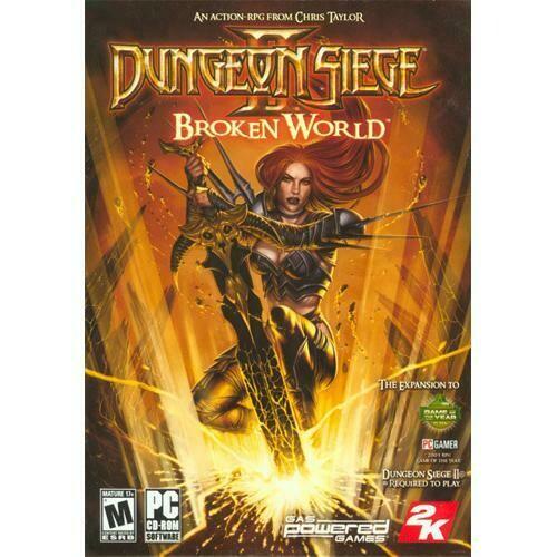Dungeon Siege 2: Broken World Expansion Pack