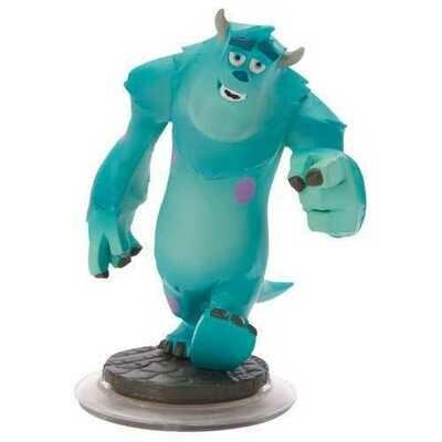 Disney Infinity - Sulley (Loose Figure) No Online Card by Disney