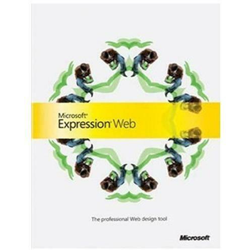 Microsoft Expression Web 2.0 (Upgrade Edition)
