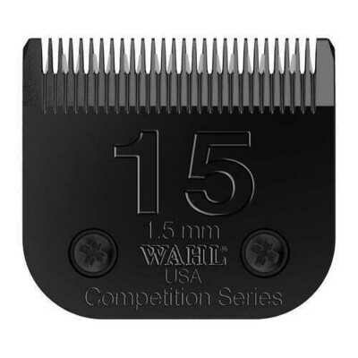 Wahl Professional Animal Ultimate Competition Series Detachable Blade #15