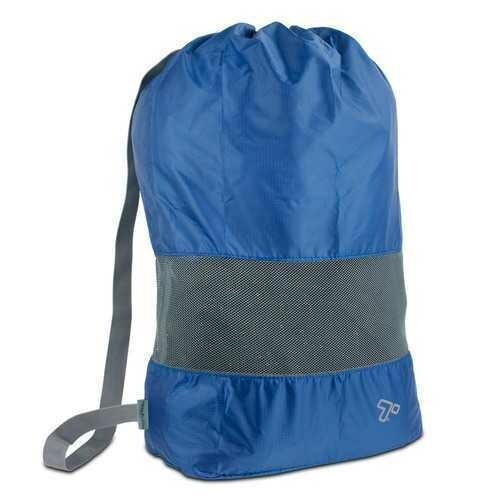 Travelon Lightweight Laundry Bag, Royal Blue