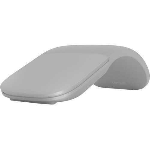 Microsoft Arc Touch Mouse Surface Edition BlueTrack WirelessBluetooth Light Gray