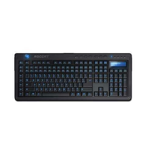 Roccat Valo Max Customization 105-Key Gaming Keyboard