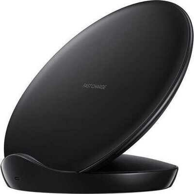Samsung Fast Charge Wireless Charging Stand - 5 V DC Input - 5 V DC Output - Input connectors: USB,