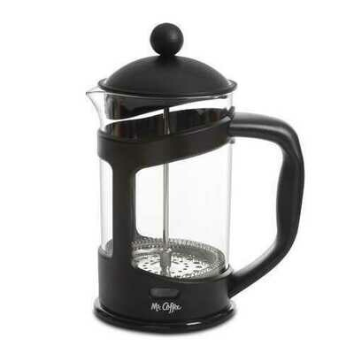 Mr. Coffee Brivio 28 Ounce French Coffee Press 92303.02