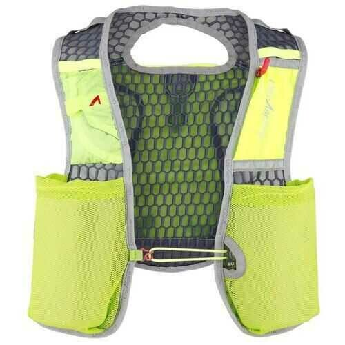 Ultraspire Spry 2.5 Hydration Minimalist Vest Up to 1L Fluid Capacity Lime