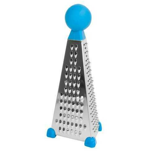 Progressive Stainless Steel Tower Grater - Assorted Colors
