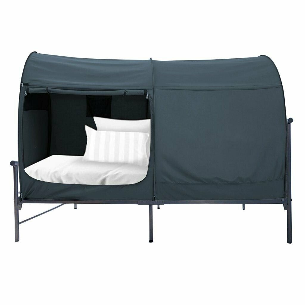 FULL CHARCOAL BED TENT
