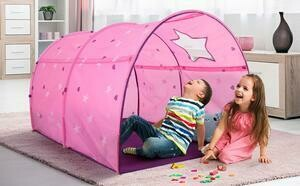 TWIN PINK OR BLUE STARRY NIGHT TENT