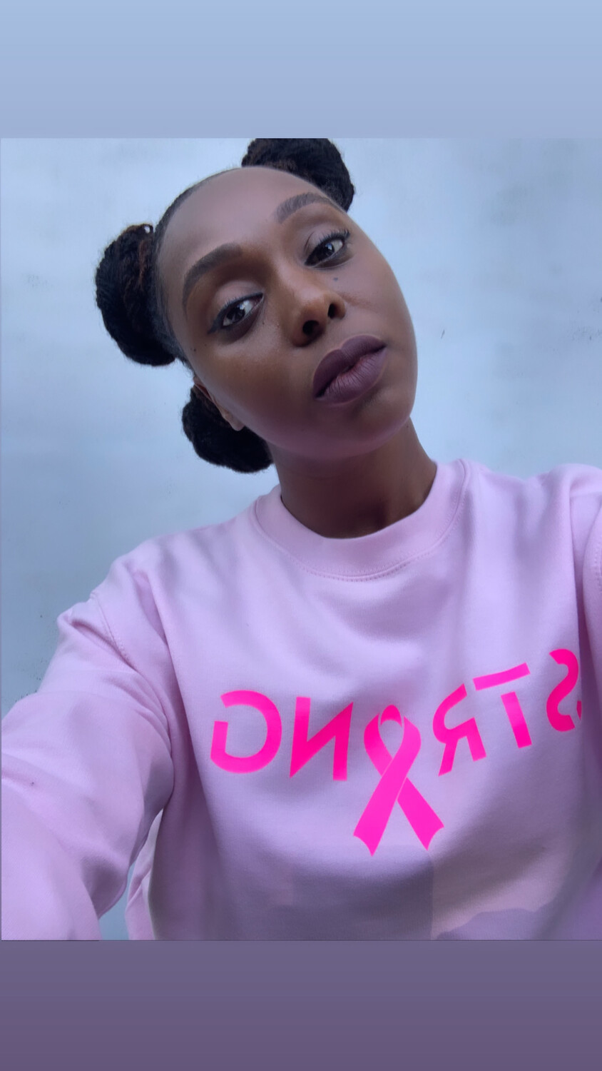 STRONG (Breast Cancer Awareness Collection)
