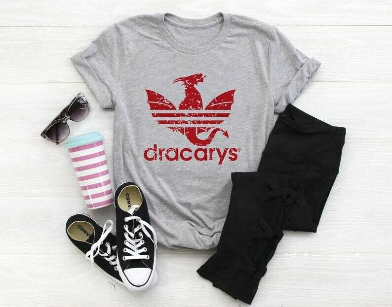 Game of Thrones Shirt, Dracarys Shirt, Mother Of Dragons Shirt, Game of Thrones Inspired, GOT T Shirt, GOT Shirt, Targaryen Shirt