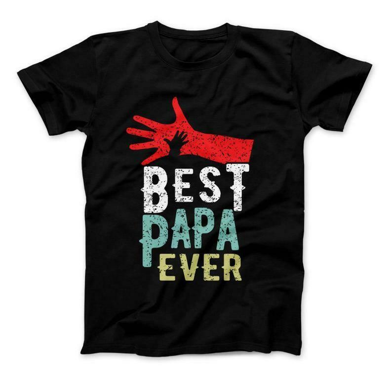Best Papa Ever T-Shirt, Papa gift, Best Papa, Dad Shirt, Father, Father's Day, PAPA