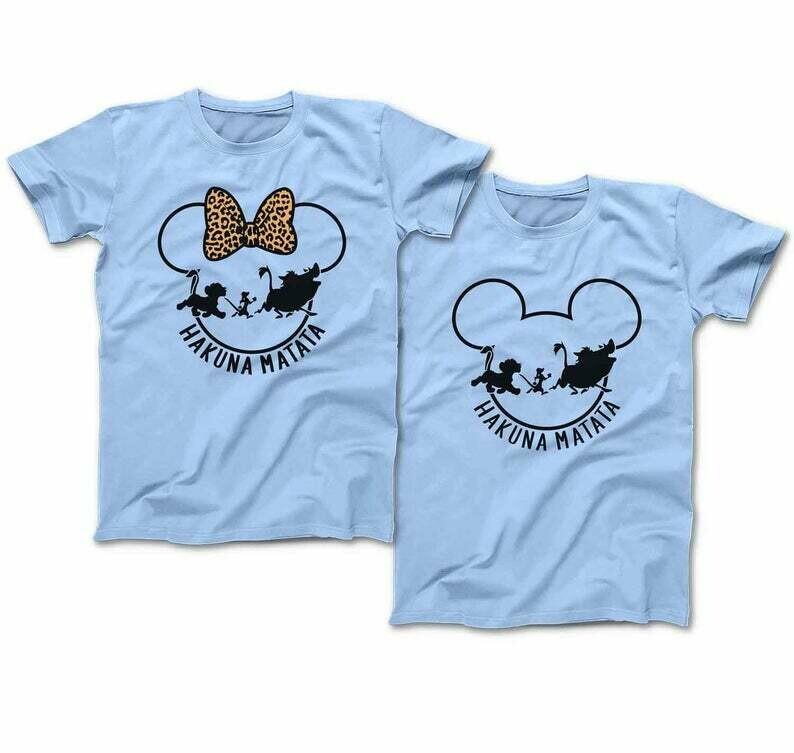 Hakuna Matata Shirt Disney Animal Kingdom 2019 Disney Family Vacation Shirt Lion King Shirt Disney Safari Shirts
