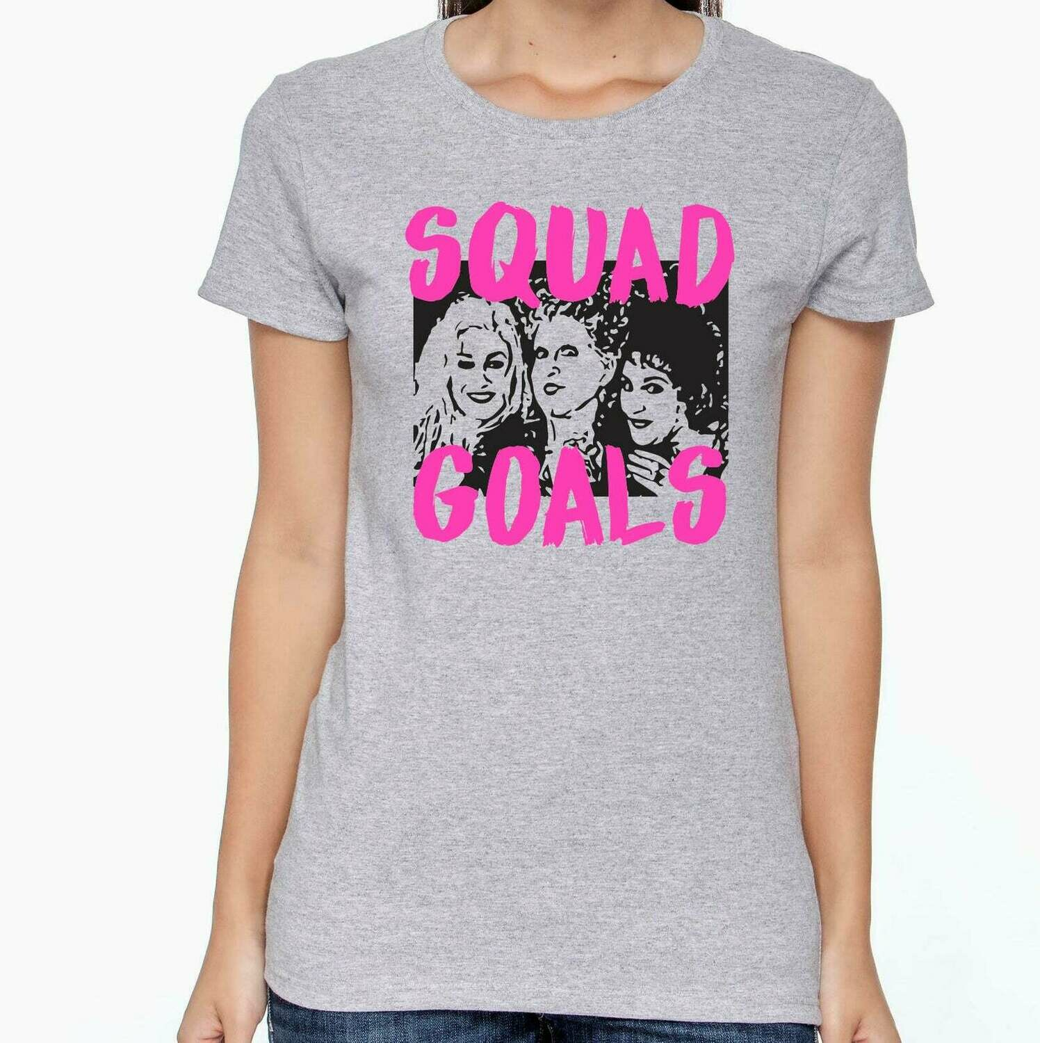 Hocus Pocus shirt. Halloween shirt. Squad Goals. Halloween. Fall. Tank top available in other listings