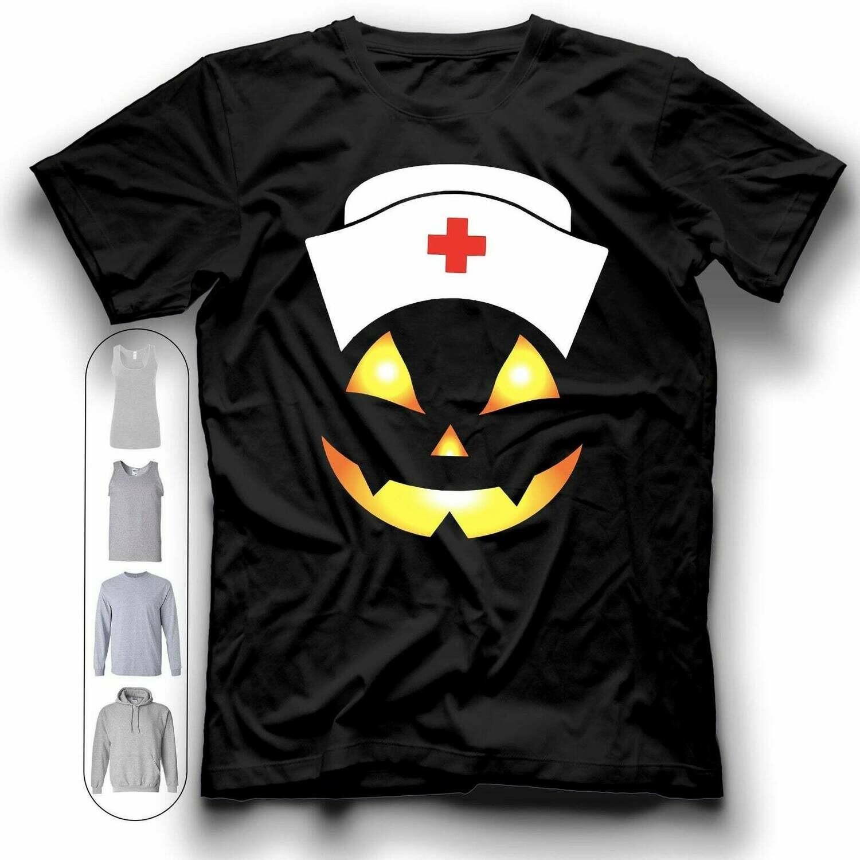 Nurse Doctor Pumpkin Jack O Lantern, Nurse Shirt, Pumpkin Halloween, Halloween Costume, Halloween Shirt, Fall Shirt, Halloween Party