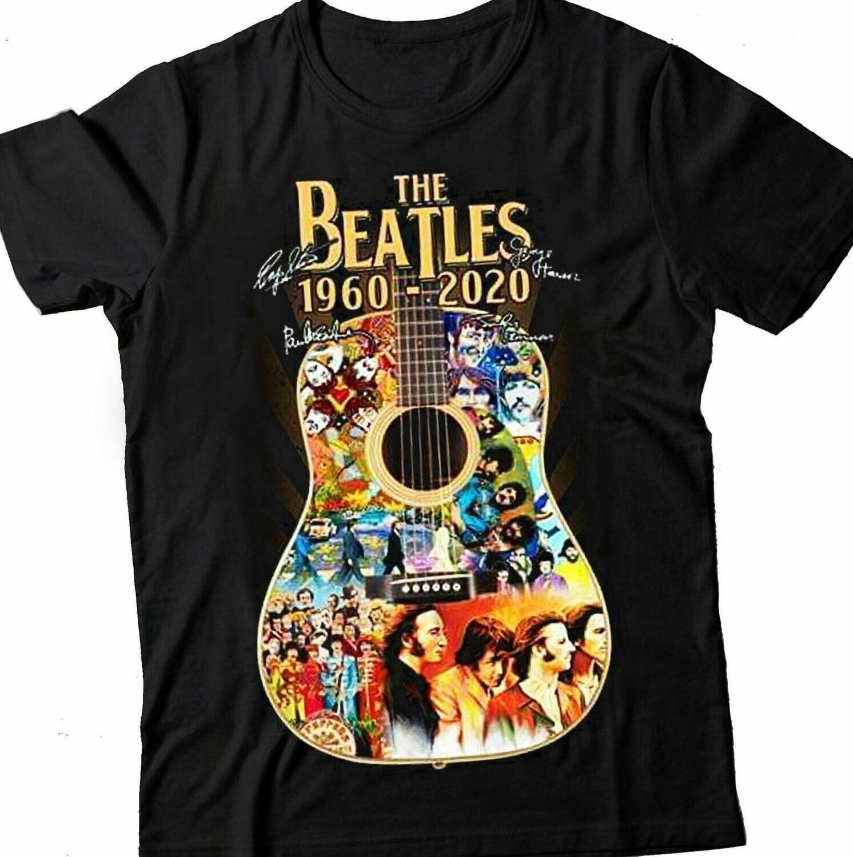 The Journey The Beatles 1960-2020 T Shirt Men T Shirt Men's Tee Unisex Tee Music T shirt