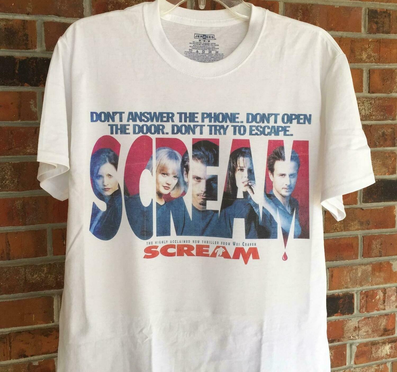 Scream Inspired T-Shirt