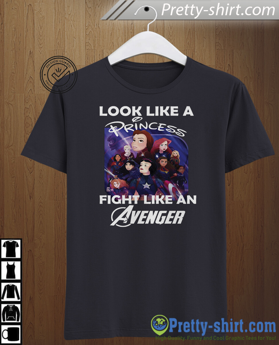 Look like a princess fight like an avenger I'm going to Walt Disney Vacation Family Mickey Mouse Disney World Disneyland Tee Park T Shirt,disney women gifts, disney castle shirts, Walt disney shirts,