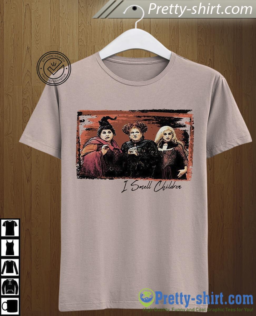 Hocus Pocus Shirt, I Smell Children, Not Your Basic Witch, Sanderson Sisters, Halloween Shirt, Fall Shirt, Funny Halloween Shirt, Halloween, Fall shirt, Boots Flannels, Bonfire, Halloween shirt