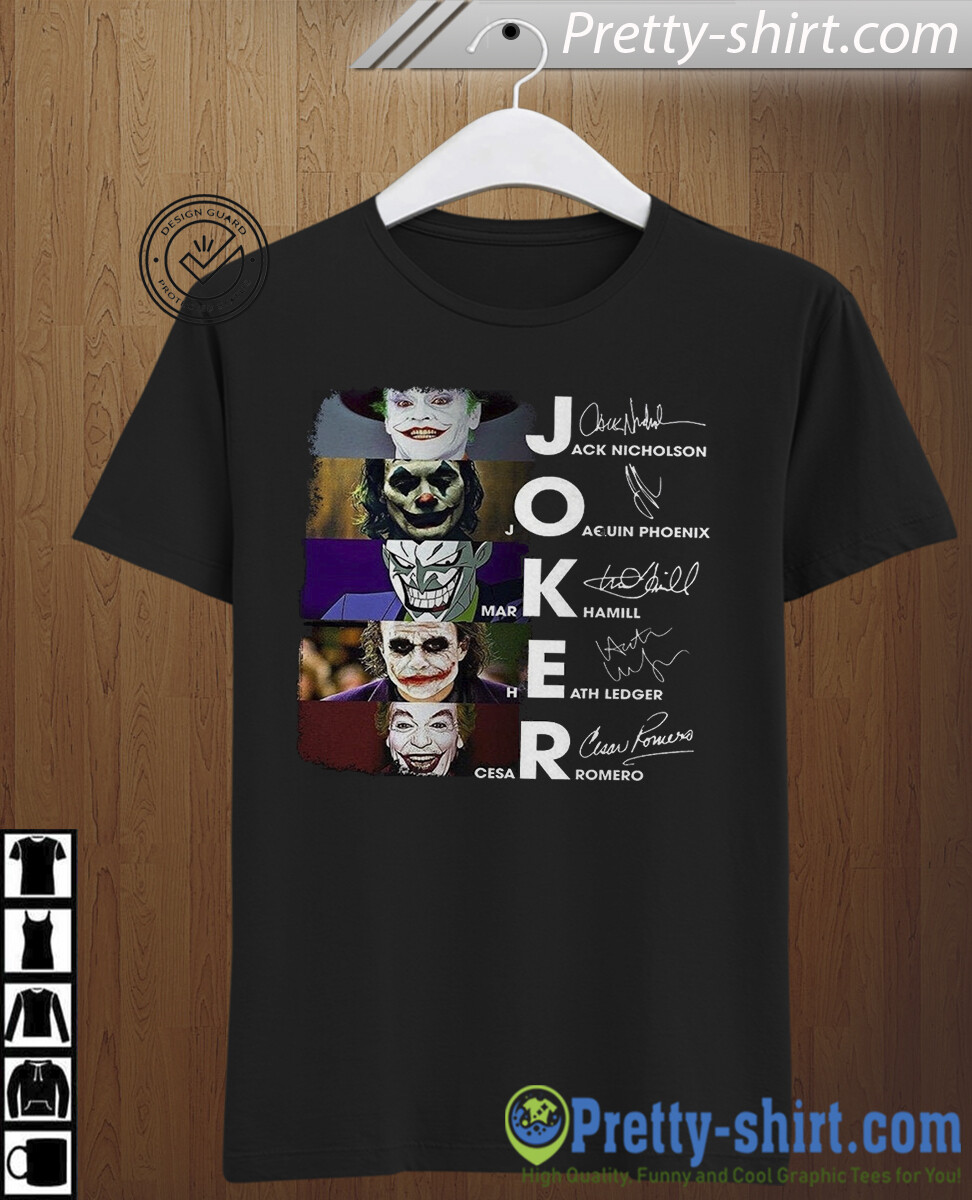 JOKER Crossword Halloween Shirt, Here Comes Your Favorite Supervillain, Perfect Gift Idea For Joker Fans, Halloween, halloween shirt, gift for halloween, horror movie, psycho, villain,joker