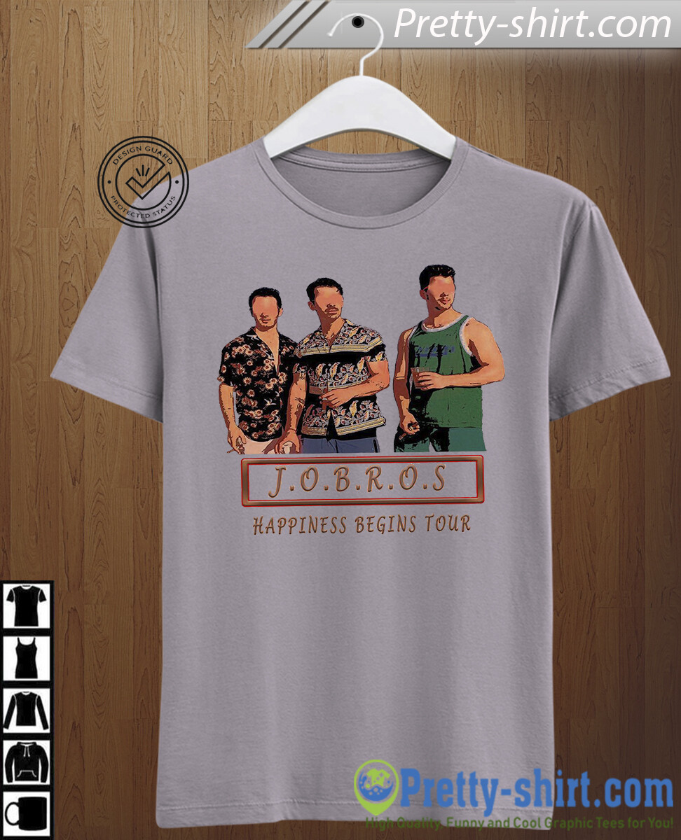 happiness begins tee,happiness begins,i'm a sucker for you,Jobros the one where the band get back Together,jobros shirt,jobros t shirt jobro, jonas 2019 shirt, the jonas brothers, nick jonas