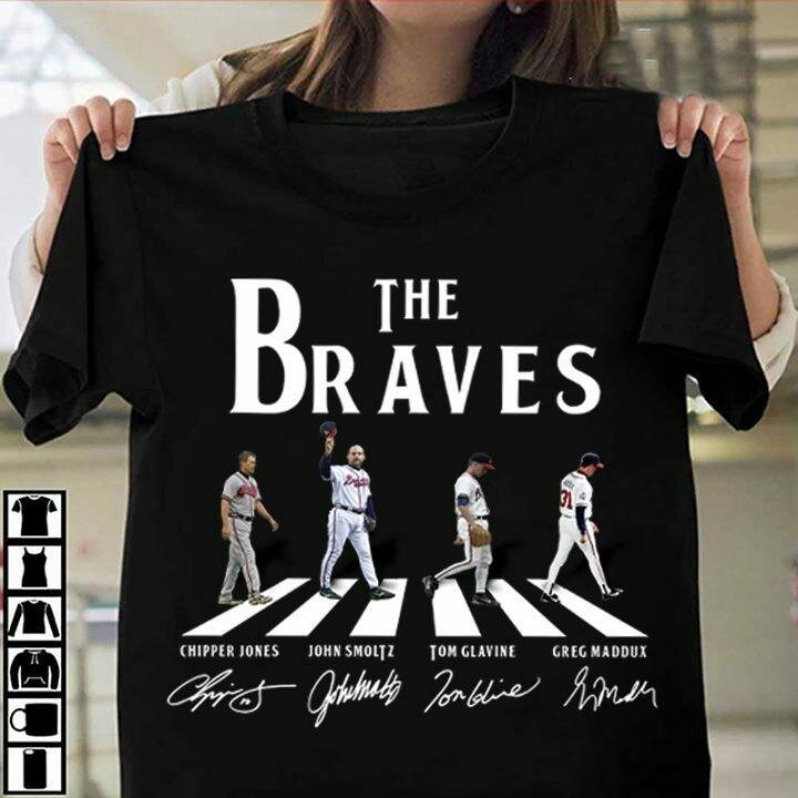 Braves Friends Shirt - Friends Shirt - Atlanta Braves T-Shirt - FRIENDS and Braves -Atlanta Baseball Shirt - Braves Baseball Tee, Friends, friends tv show, mlb, baseball, atlanta, georgia, braves
