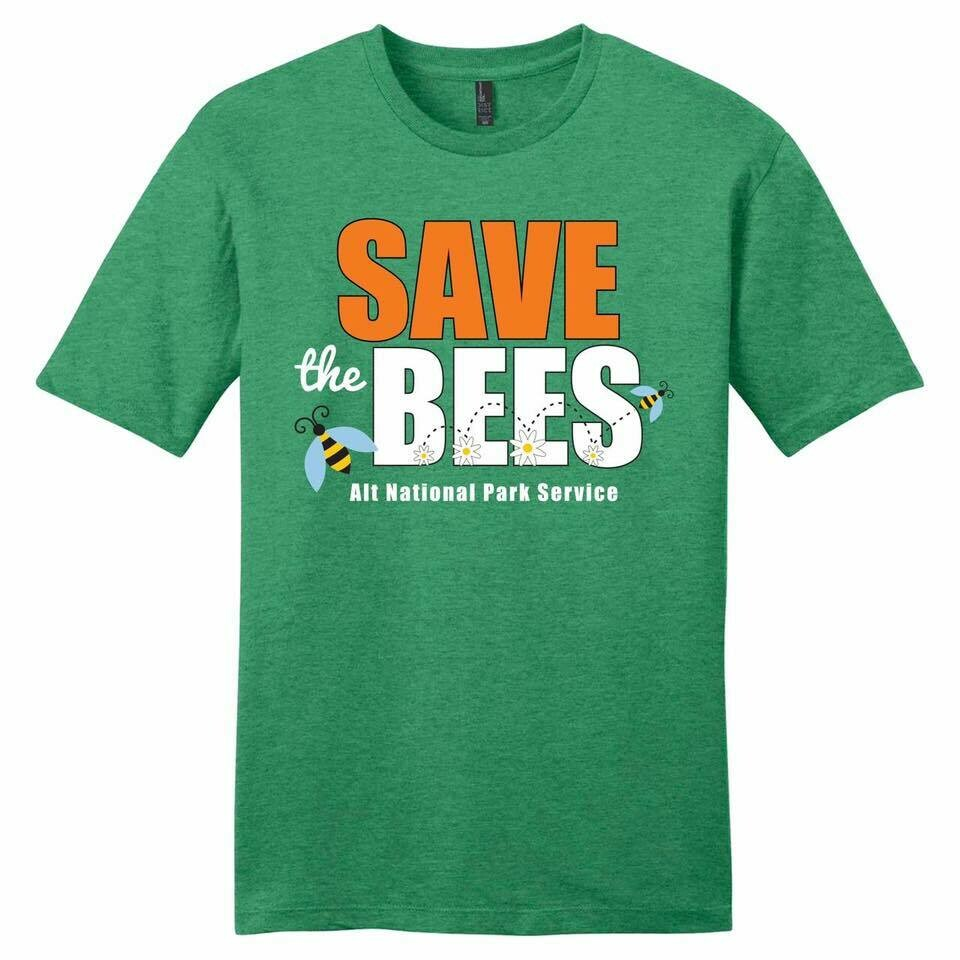 Save the bees  Alt National Park Service,  boo bees halloween, bees funny shirt, bee designs, bees halloween, bee clothing, boo halloween tee, halloween gift shirt, bee couples, boo bees gifts