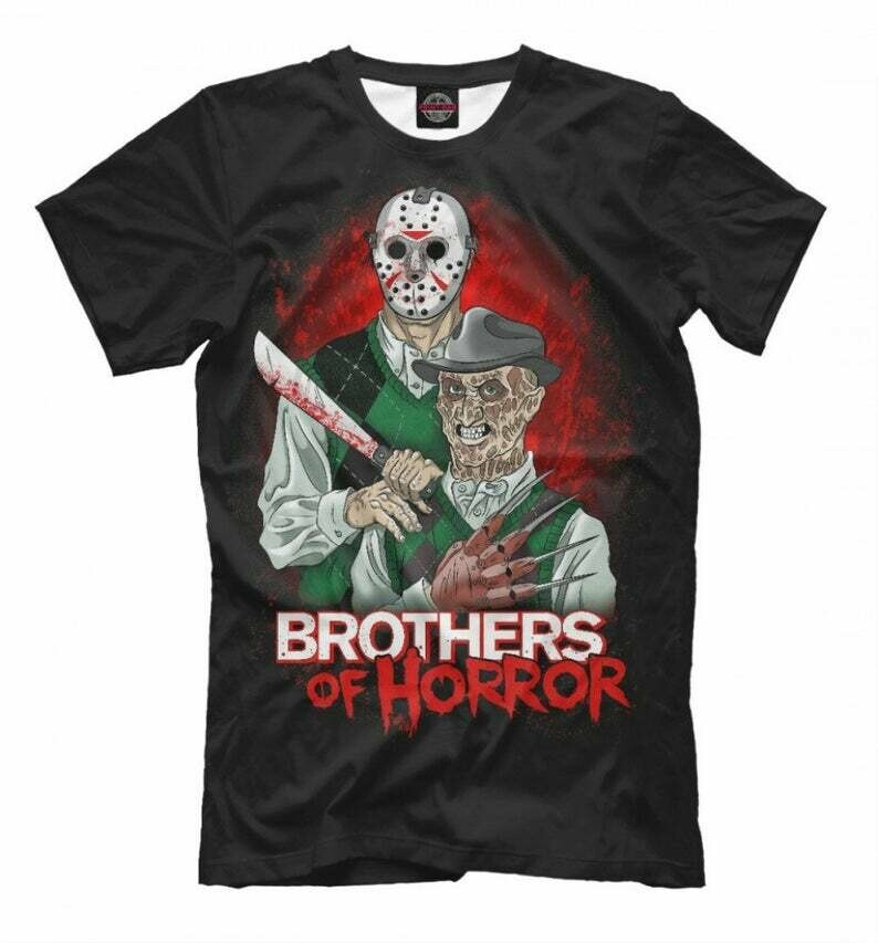 Friday The 13th Tshirt, Jason Voorhees Tee, Freddy Krueger shirt, squad goals shirt, Cute Autumn Shirts, freddy jason, myers leatherface, Fun Movie Halloween, Hocus Pocus Tshirts, Michael Myers