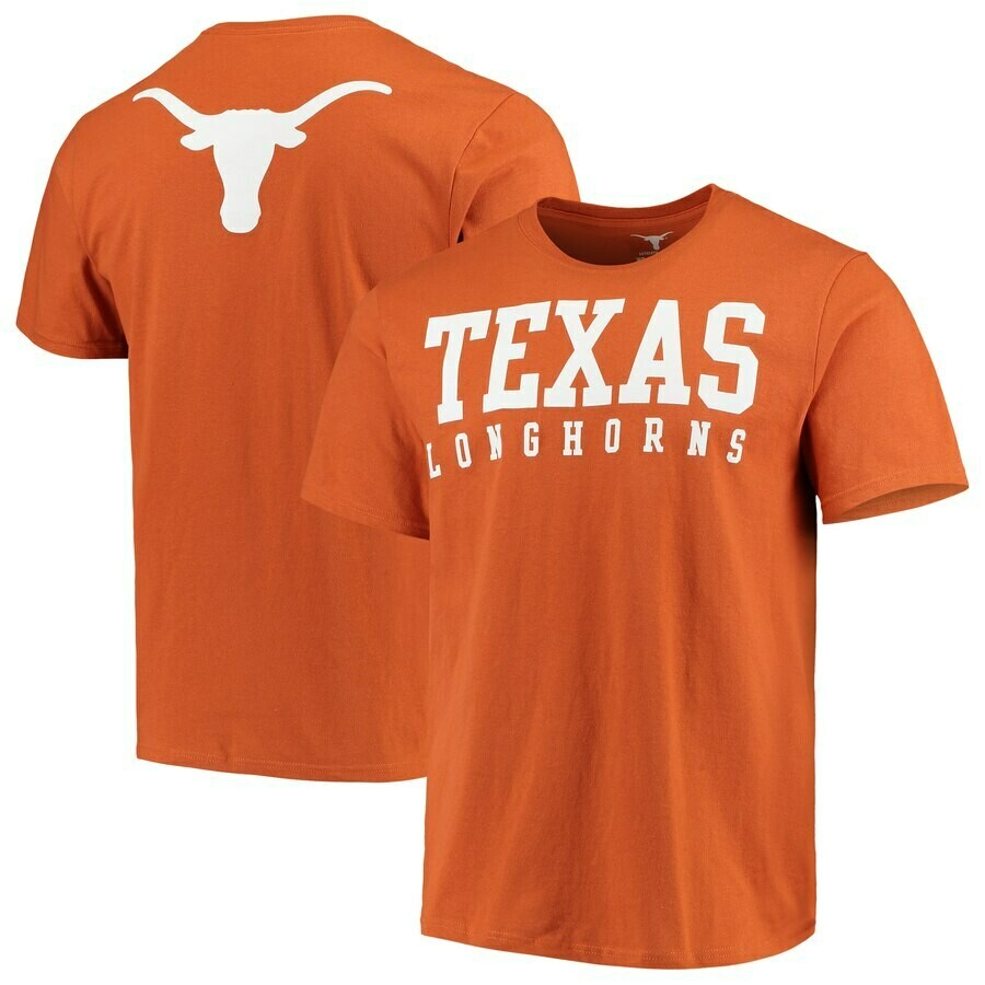 Texas Longhorns Campus Classic Two Hit T-Shirt