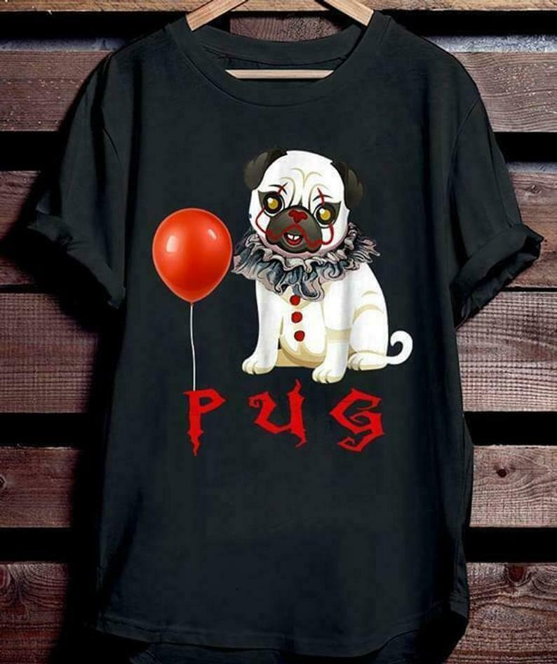 Pug Halloween Shirt, Jack O Lantern, Happy Halloween, Pug Lover Gift, Trick or Treat, Pugkin Pumpkin, Funny Cute Pugs, pug halloween, jack o lantern, halloween shirt, pug lover gift, happy halloween